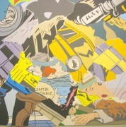 chris-poultonthe-letteracrylic-on-canvas140x140cm2008